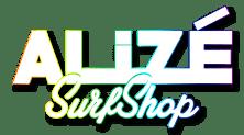 Logo du Surfshop Alizé à Porto-Vecchio