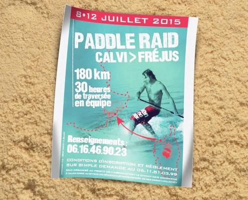 Paddle Race Calvi Fréjus