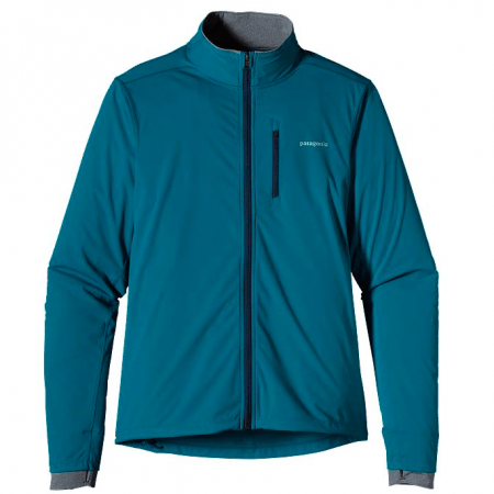 PATAGONIA MEN'S WIND SHIELD HYBRID SOFT SHELL JACKET