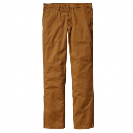 PATAGONIA MEN'S STRAIGHT FIT DUCK PANTS - REGULAR