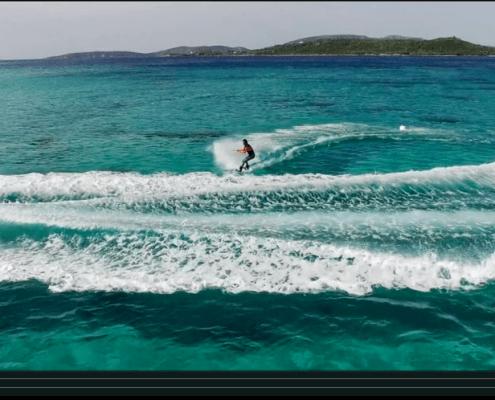 wakeboard en corse porto vecchio