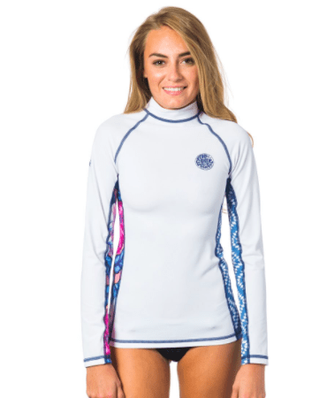 Womens Allover Long Sleeve