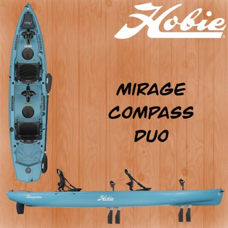 mirage-compass-duo-kayak-hobie-corse-alize-surf-shop