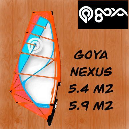 VOILE-GOYA-NEXUS-WINDSURF-CORSE-PORTO-VECCHIO-ALIZE-SURF-SHOP