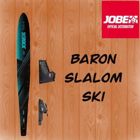 jobe-baron-slalom-ski-corse-porto-vecchio-alize-surf-shop