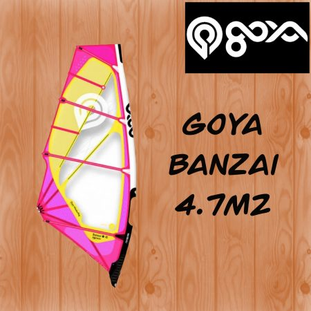 voile-windsurf-banzai-goya-corse-porto-vecchio-alize-surf-shop