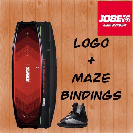 jobe watersport en corse logo 138 wakeboard a alize surf shop porto vecchio