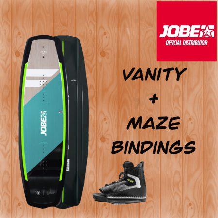 jobe vanity avec chaise maze le wakeboard en corse a alize surf shop