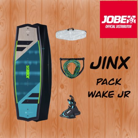 le package wakeboard junior jobe a alize surf shop a porto vecchio en corse