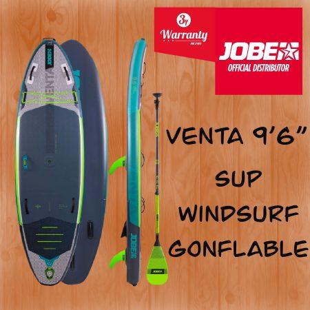 la planche de paddle ou windsurf-goflable debutant en corse a alize sur shop porto vecchio