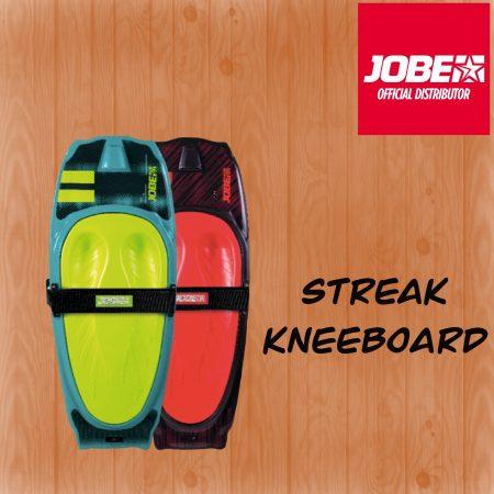 jobe streak kneeboard en corse chez alizé surf shop porto vecchio