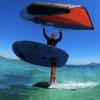 wing foil en corse Alize Surf Shop paddle porto vecchio