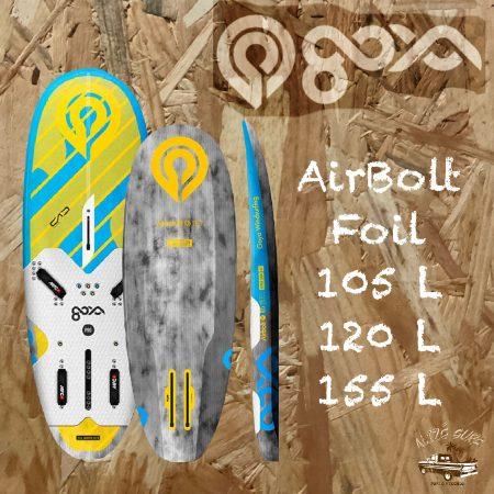 goya windsurf board foil corse porto vecchio alize surf shop