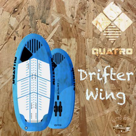 wing foil alize surf shop quatro wing drifter corse porto vecchio