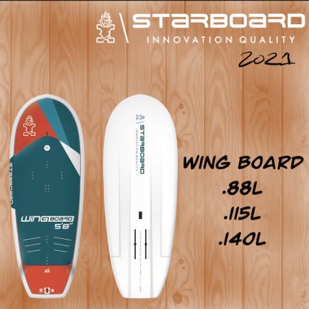 WINGBOARD-STARBOAR-CORSE-WING-FOIL-PORTO VECCHIO