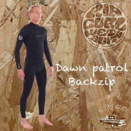rip curl dawn patrol corse-porto-vecchio alize surf shop