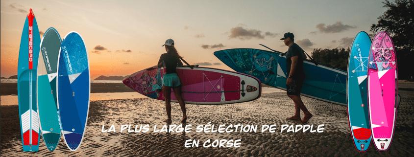 le paddle en corse a porto vecchio alize surf shop paddle rigide ou gonflable numero un