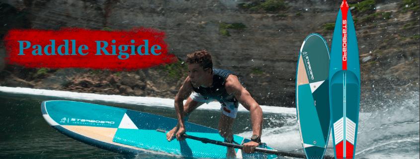 le paddle rigide specialiste corse a porto vecchio alize surf shop