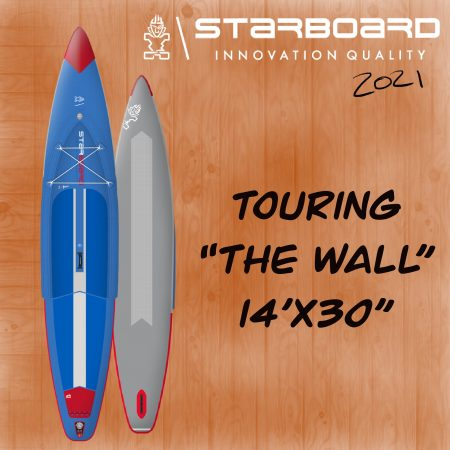 paddle gonflable starboard touring the wall a alize surf shop en corse a porto vecchio
