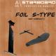 starboard s-type foil en corse porto vecchio alize surf shop