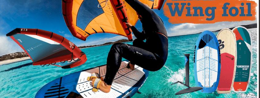 WINGFOIL SPECIALISTE CORSE PORTO VECCHIO ALIZE SURF SHOP FREEWING V2