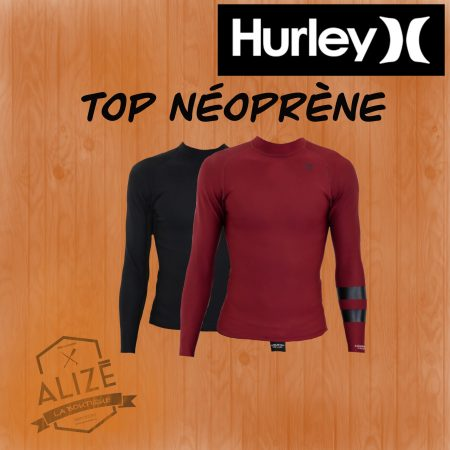 collection été hurley shorty intégrale alizé surf shop corse porto vecchio