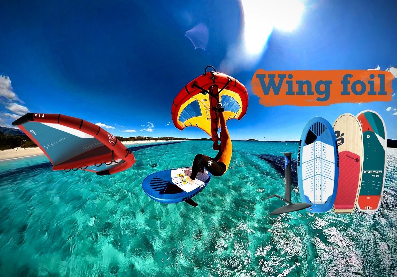 wing foil corse porto vecchio alize surf shop magasin porto vecchio