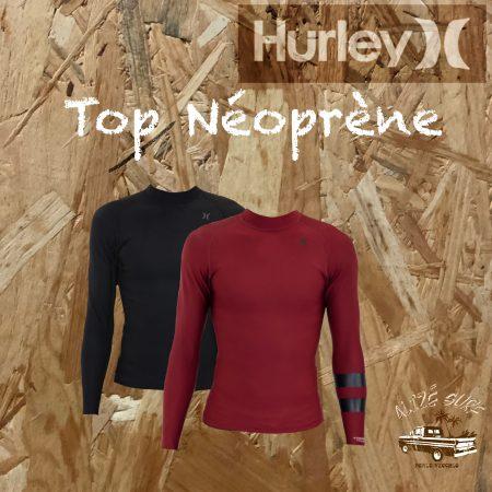 Hurley specialiste neoprene porto vecchio corse alize surf shop