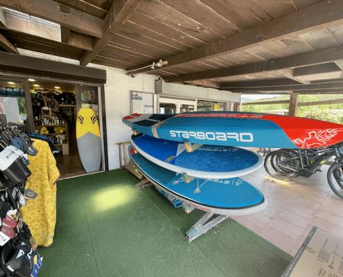paddle alize surf shop corse porto vecchio starboard dealer