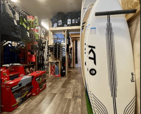 kt surfbpoard alize surf shop porto vecchio corse