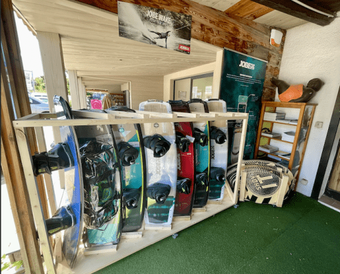 alize surf shop porto vecchio wakeboard Jobe