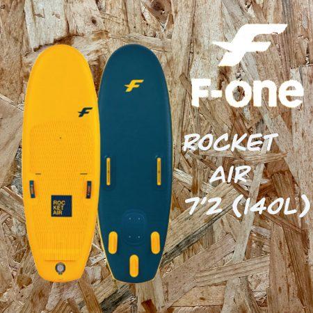 f-one corse rocket air porto vecchio alize surf shop wing foil specialiste