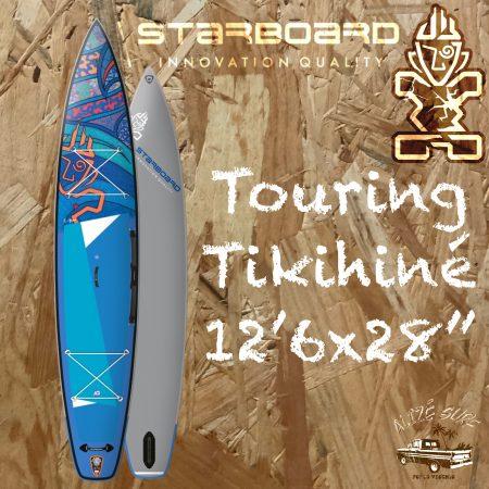 starboard-igo-tikihine-2022-corse-paddle-alize surf shop porto vecchio